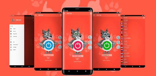 Wolf VPN Premium mod APK