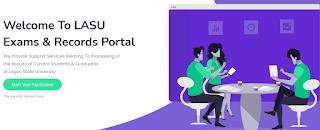 LASU Exams & Record Portal Online Application Guidelines