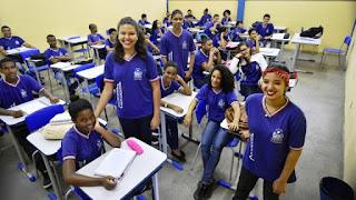 Ano letivo não será cancelado na Bahia