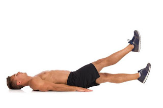 flutter kick exercise