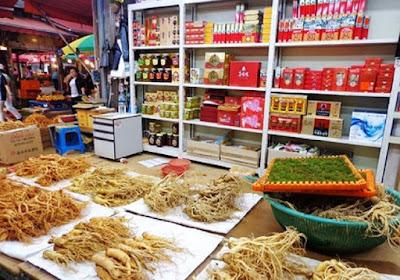 Việt Nam thành thị trường tiêu thụ lớn cho nghề trồng sâm tại Hàn Quốc