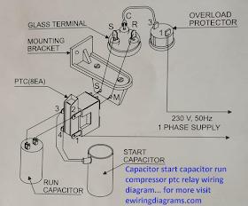 Compressor Wiring Diagram Refrigerator from 1.bp.blogspot.com