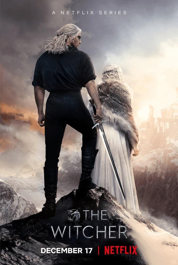 Netflix показал трейлеры второго сезона «Ведьмака» и мультфильма «Ведьмак: Кошмар волка» - Постер