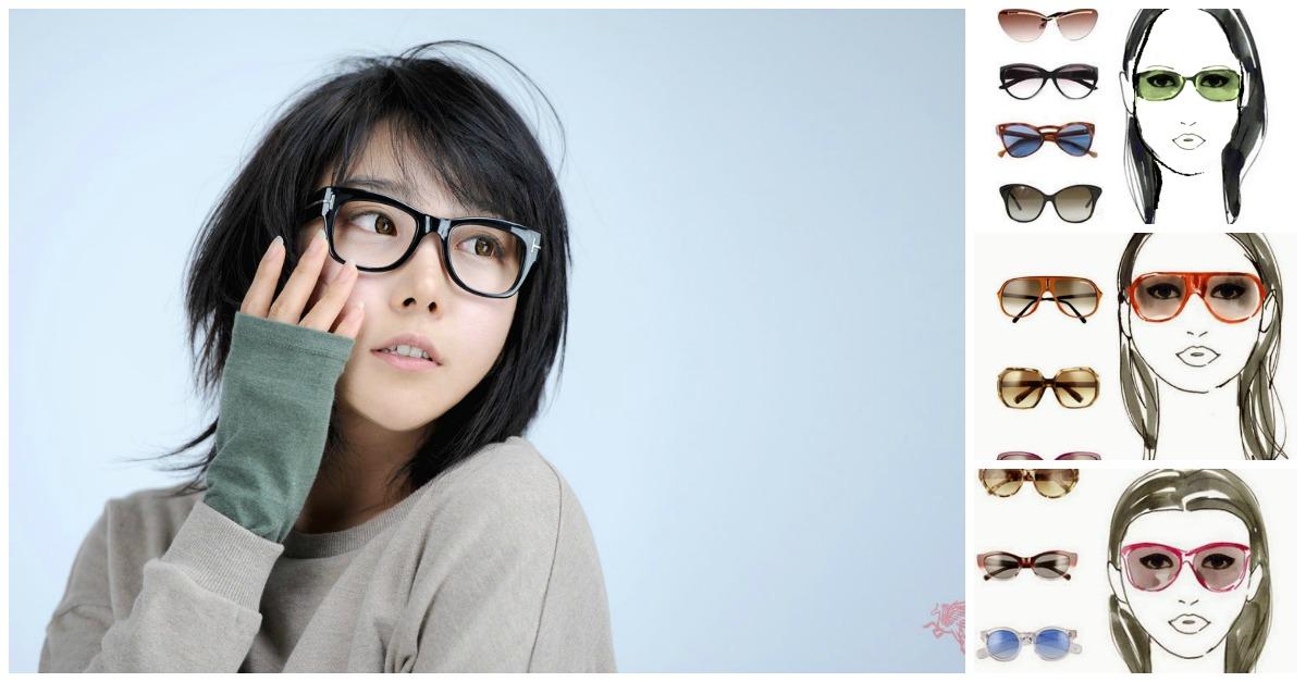 Bentuk kacamata yang pas dengan wajah terbukti bisa memberikan kesan pada  wajah sesuai keinginan ec4af1ad76