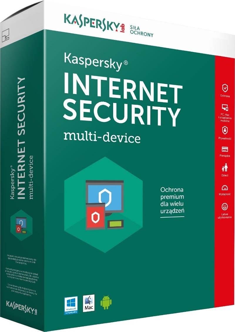 Kaspersky Internet Security 2018 v18.0 Download Grátis