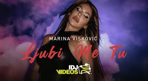 MARINA VISKOVIC - LJUBI ME TU  Lyrics (Versuri)