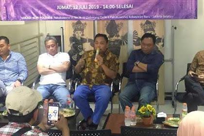 Waketum Gerindra: Politisi Yang Jadi Menteri Tidak Mewakili Partai Lagi