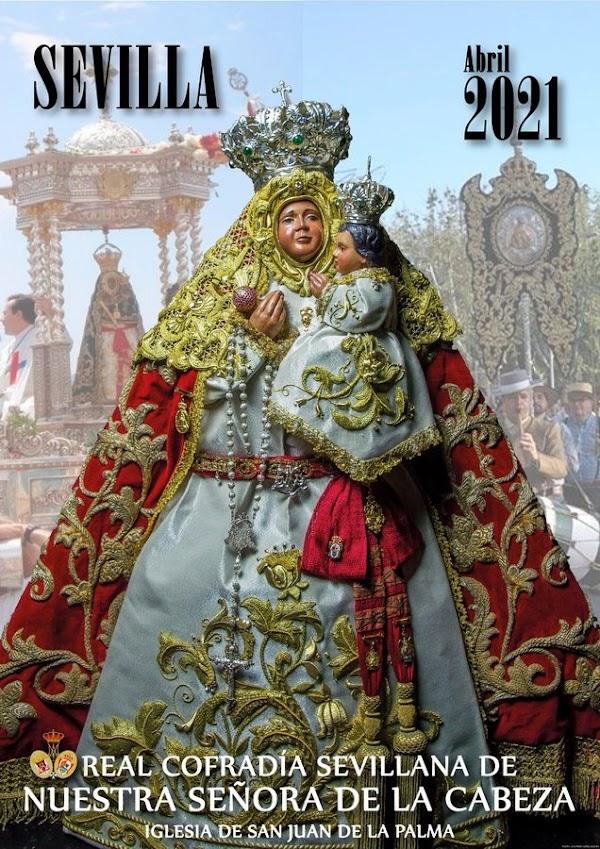 Así serán los cultos a la Virgen de la Cabeza de Sevilla tras la suspensión de la romería
