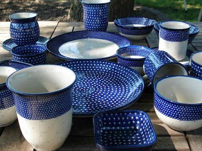 Keramik Geschirr Set
