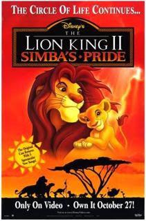 El Rey Leon 2: El tesoro de Simba (1998)
