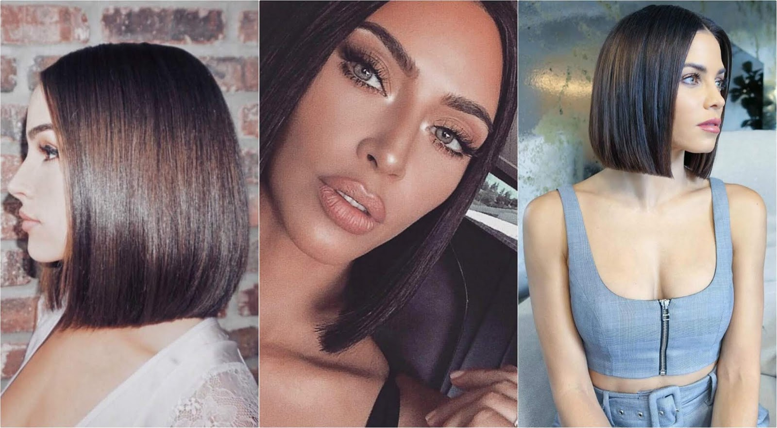 Glass Hair Favorite New Hairstyle Of The Most Famous Hollywood
