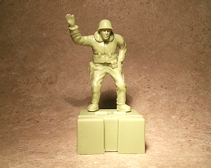 BMC Toys Marines Soldier