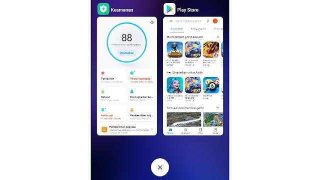 Cara Menghemat Baterai Xiaomi - Tutup Aplikasi