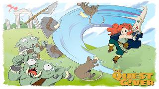The Quest Giver PS Vita Wallpaper