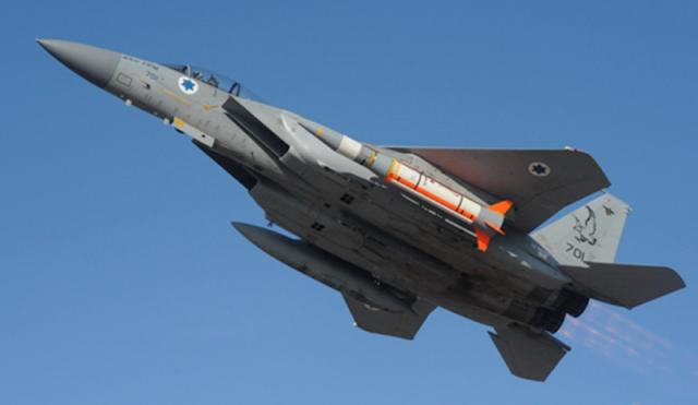 אנקור כחול טיל  rocks rafael israel rafael - rocks missile bomb target Sparrow