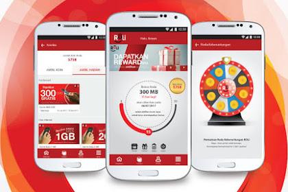 Dapatkan Kouta Gratis Setiap Hari Di Aplikasi Roli Telkomsel