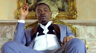 Don Jazzy Reveals His Manhood Size On Instagram