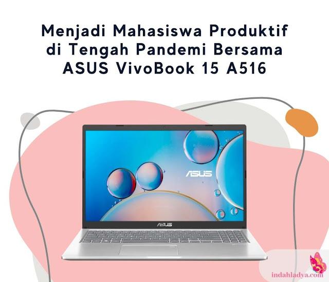Produktif Bersama ASUS 15 A516