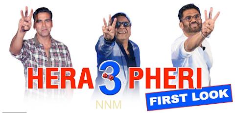 Hera Pheri 3 Bollywood New Movie 2021 | Suniel Shetty | Akshay Kumar | Tabu and Paresh Rawal