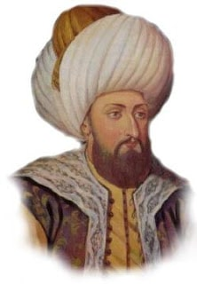 OTTOMANS EMPIRE SULTANS 2. MURAD