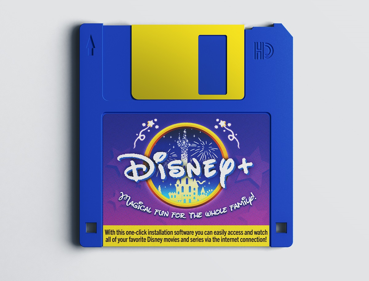 If Disney Existed in the '90s