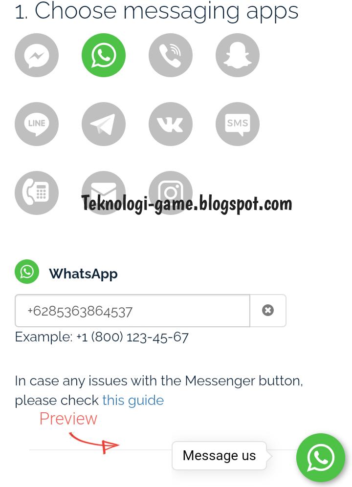 Whatsapp, Button Whatsapp, Button Whatsapp di Blog, Button Whatsapp di Wordpress, Chat Whatsapp, Tombol whatsapp