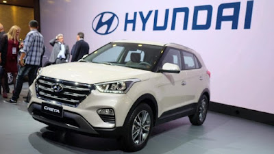 2017 Hyundai Creta Facelift Hd Wallpapers