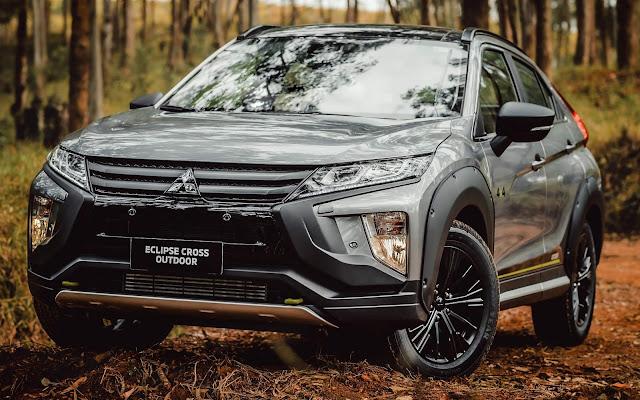Mitsubishi Eclipse Cross Outdoor 2021