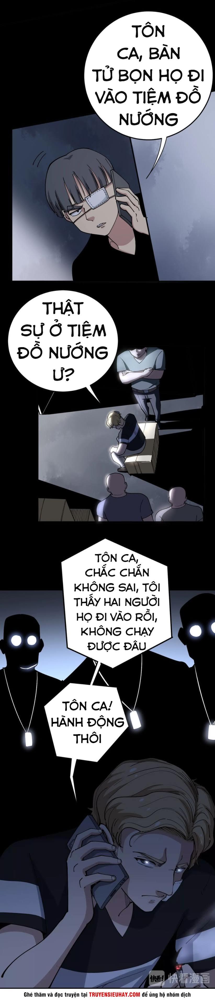 Độc Thủ Vu Y chap 45 - Trang 8