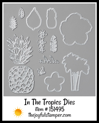 In The Tropics dies | item #151495