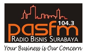 Streaming Radio PAS FM 104.3 Surabaya