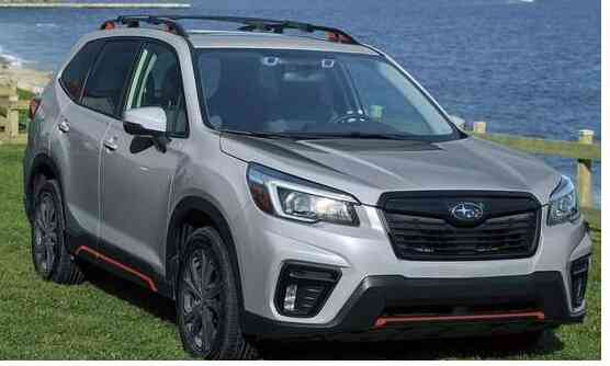 The New 2021 Subaru Forester Preview