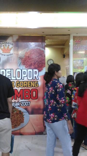 Tempat Makan Di Royal Surabaya – Makan Porsi Jumbo di Mahkota Food