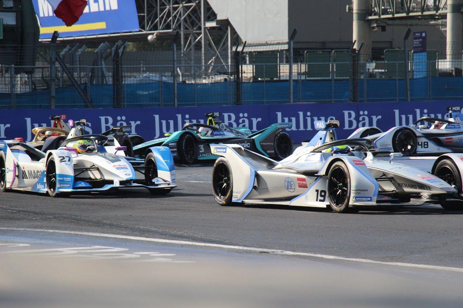 Calendario Formula E 2020 2020.Se Devela El Calendario Para La Temporada 2019 2020 De Abb