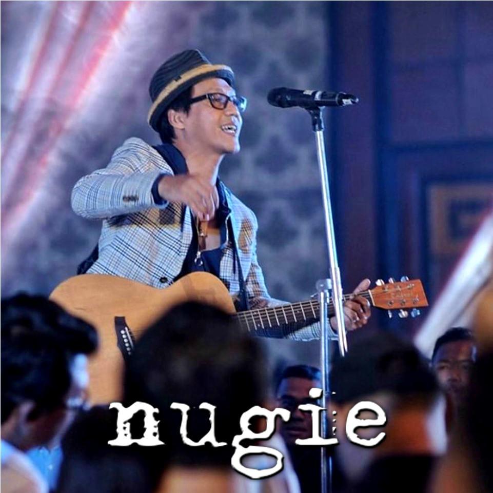 Nugie, Penyanyi 'Rumahku'.