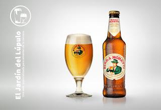 Birra Moretti, cerveza italiana