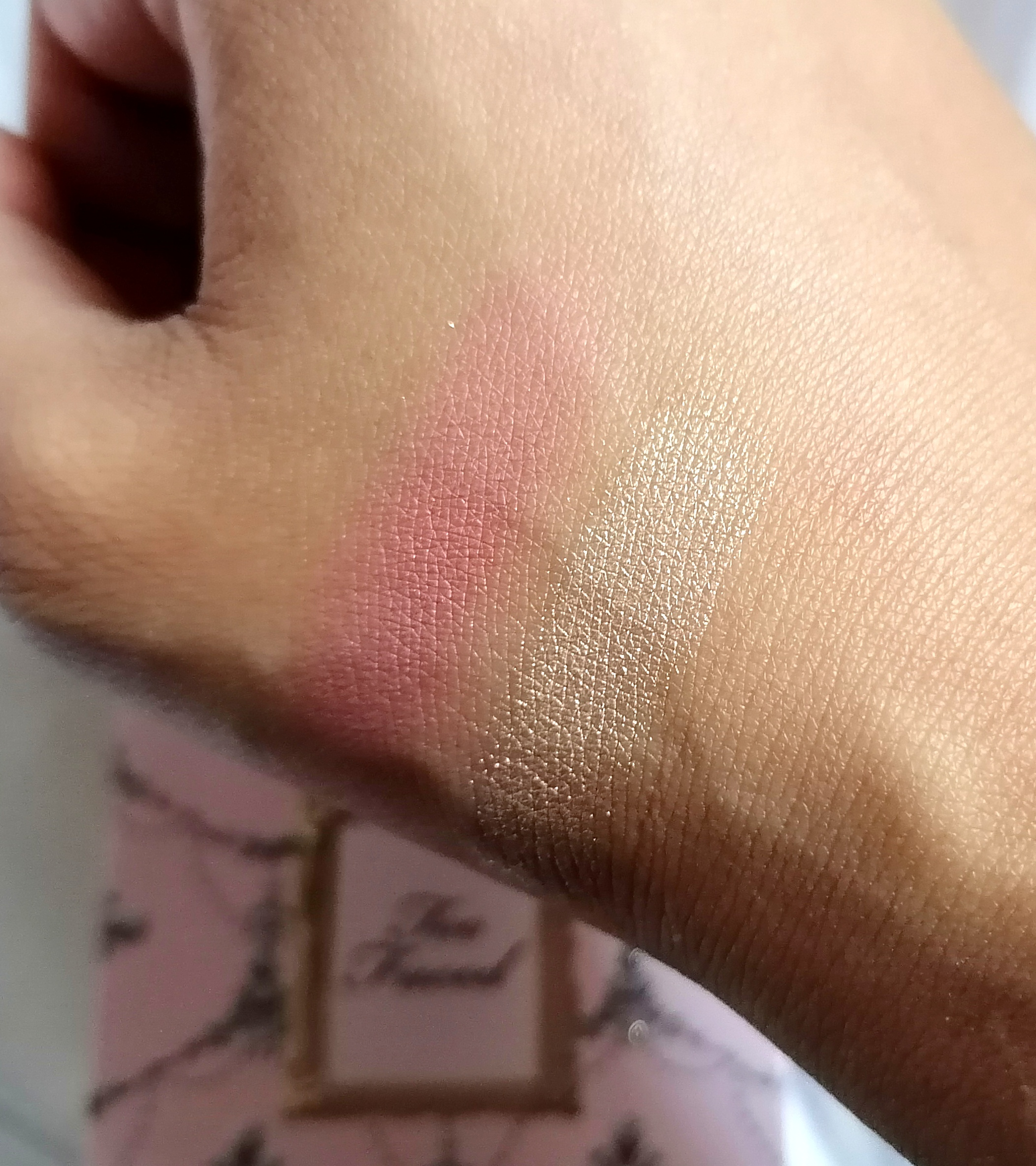 Enchanted Beauty Foxy Neutrals de TOO FACED (Noël 2020)