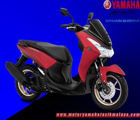 Mau Kredit Motor Yamaha Lexi Tasikmalaya