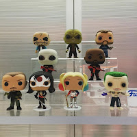Toy Fair Suicide Squad Pops!