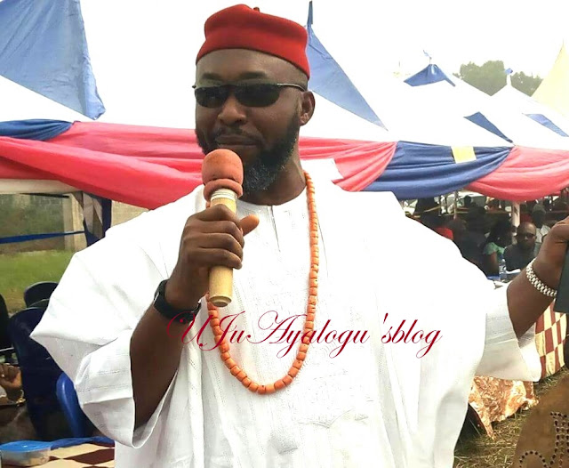 I have nothing to do with N3.9b fraud– Chidoka