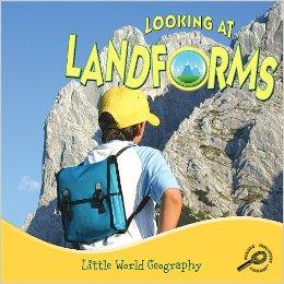 Looking At Landforms by Ellen K Mitten
