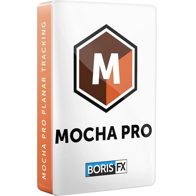 Mocha Pro 2019 6.0.0.1882[BorisFx][Plugin][MAC]