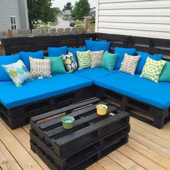 صور جلسات جميلة تصلح لسطح منزلك وستضيف له لمسه سحرية