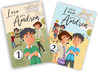 loco por andrea novels in spanish