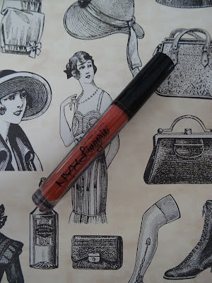 Review NYX Lip Lingerie Exotisme