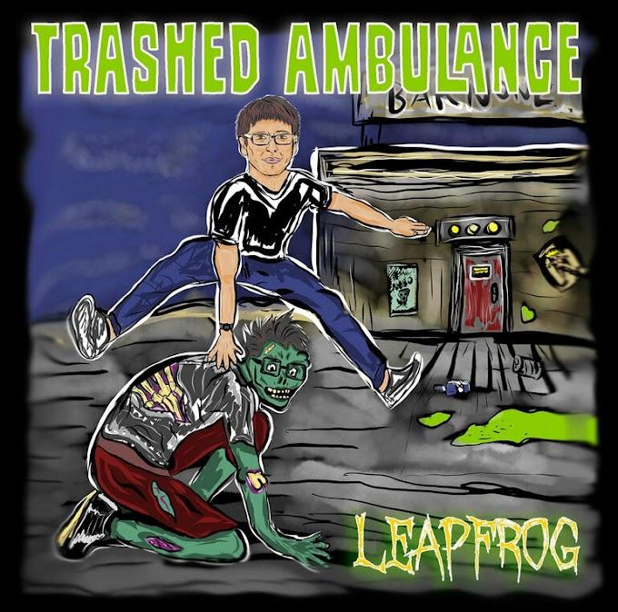 """Trashed Ambulance stream new EP """"Leapfrog"""""""