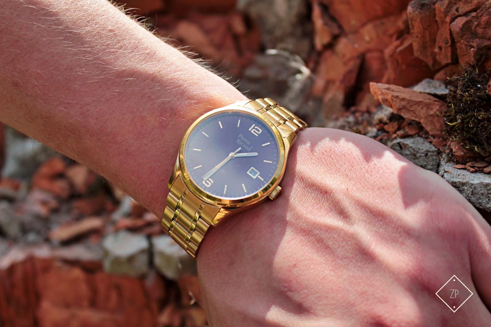 Zegarek męski Pierre Ricaud -  idealny na prezent dla niego