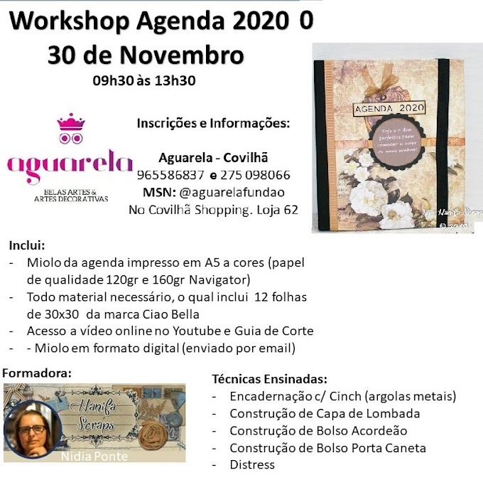 Workshop Agenda 2020 Aguarela