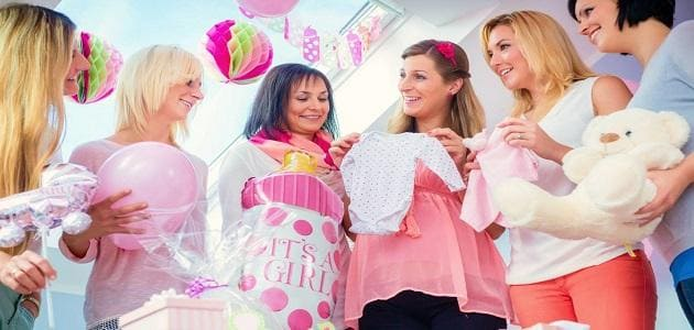 Things you should remember when preparing a baby shower