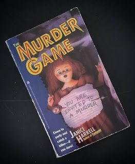 book review of the murder game janice harrell
